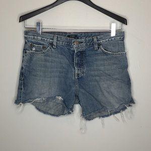 Jcrew Cutoff Shorts Size 6